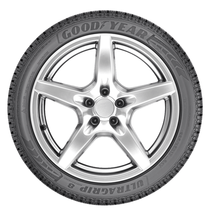 Tire shot UltraGrip 8 Performance_HighRes_59363