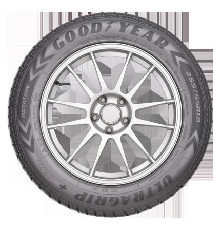 Tire shot UltraGrip+ SUV_HighRes_59953