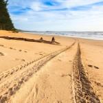 Οδήγηση στην άμμο; Δύσκολη αλλά εφικτή!