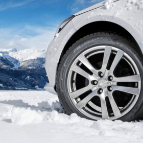 ελαστικά, superService, super Service, expert tips, Dunlop, οδήγηση στο χιόνι