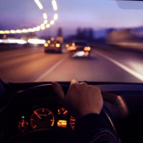 νυχτερινή οδήγηση