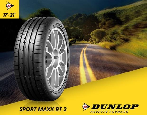 Το νέο Sport Maxx RT2 της Dunlop τα έχει όλα