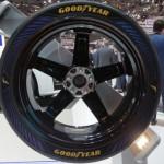 Η Goodyear παρουσιάζει ένα πρότυπο ελαστικό τεχνολογίας προηγμένων αισθητήρων για αυτόνομα οχήματα πρώτης γενιάς.