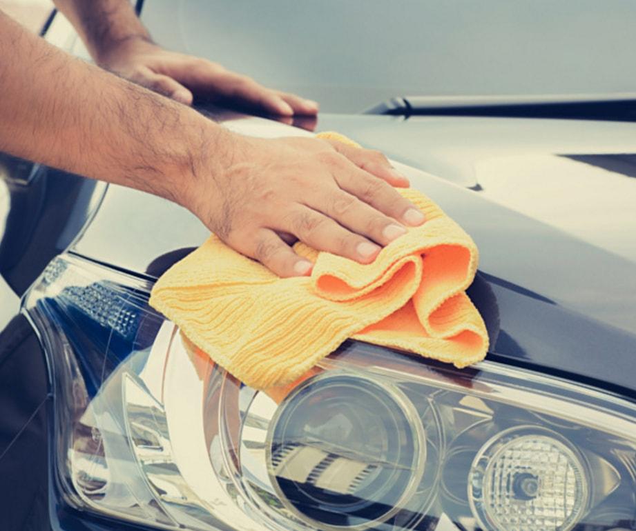 Προστατεύοντας το χρώμα του αυτοκινήτου