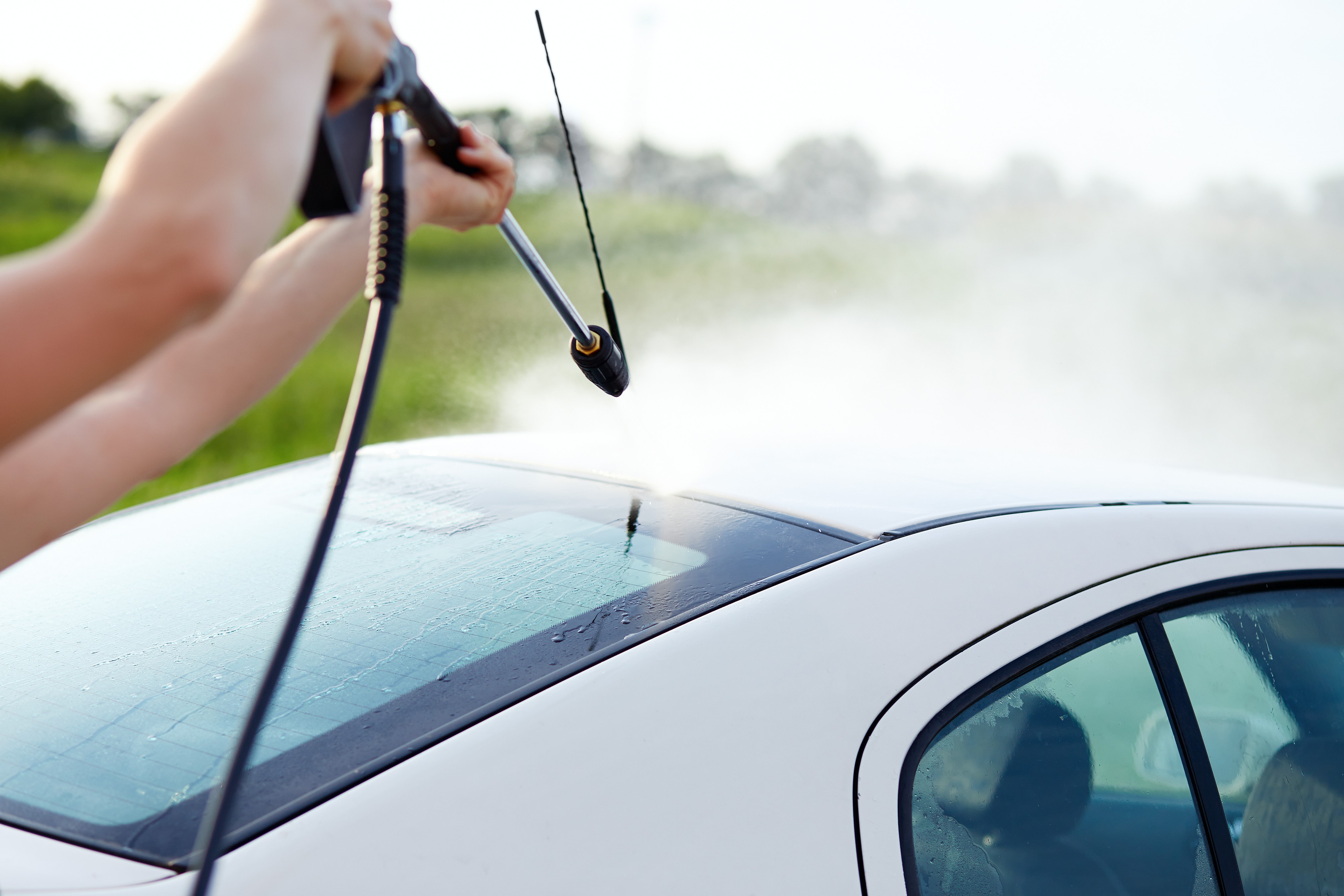 Προστασία του αυτοκινήτου το καλοκαίρι