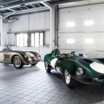 Ανανεωμένες 60 ετών Jaguar XKSS!
