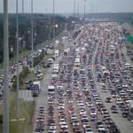 Κίνηση και μποτιλιάρισμα- Τα χειρότερα στην ιστορία (Μέρος Α')