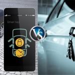 Τα Smartphones θα ξεκλειδώνουν και αμάξια