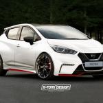 Μια άλλη εκδοχή του Nissan Micra!