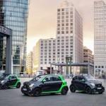 Τα ηλεκτρικά αυτοκίνητα 4ης γενιάς της Smart!