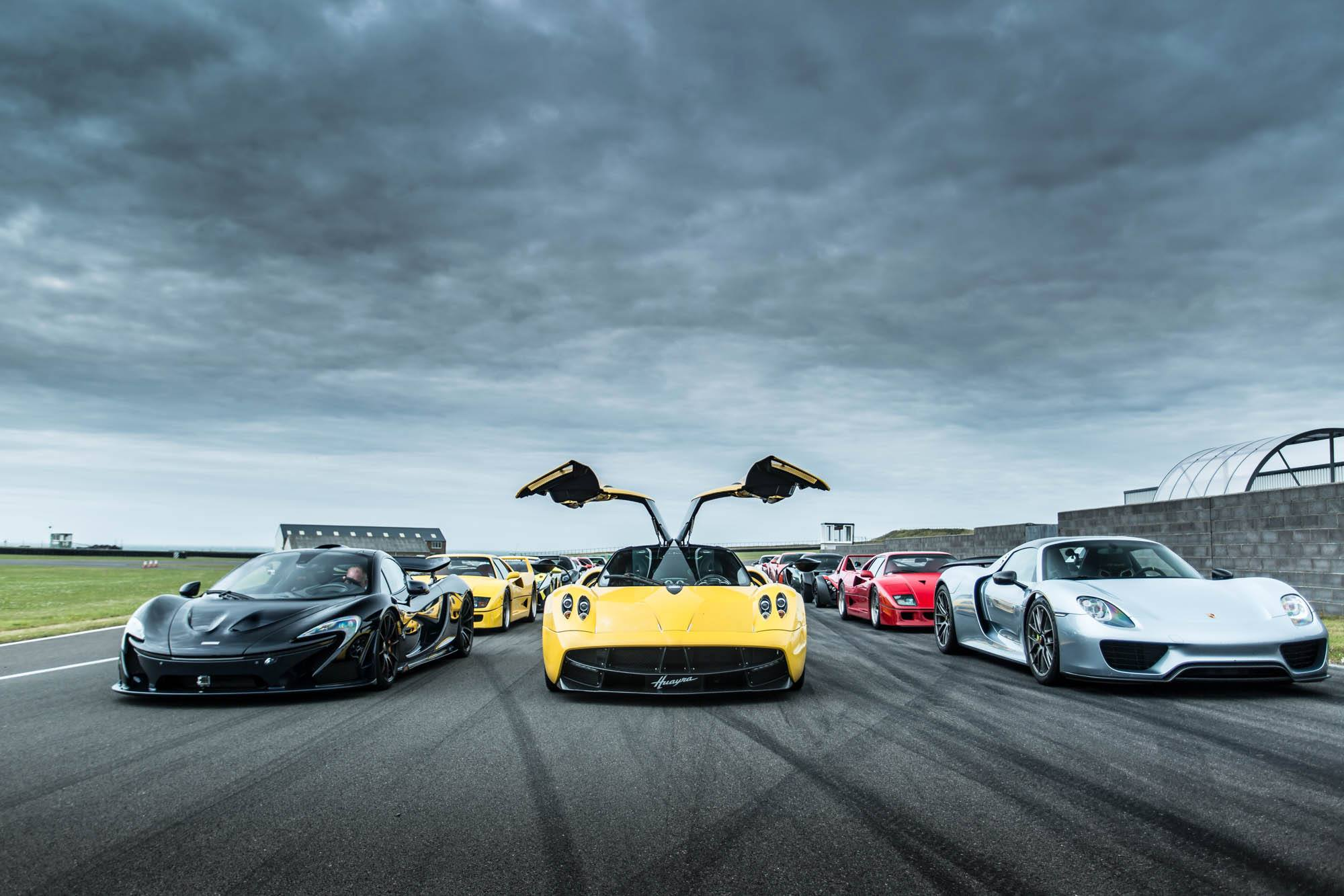 Πως δημιουργήθηκαν τα σημερινά super cars!