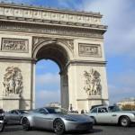 Και όμως… τα αυτοκίνητα του James Bond έχουν παρελάσει στο Παρίσι