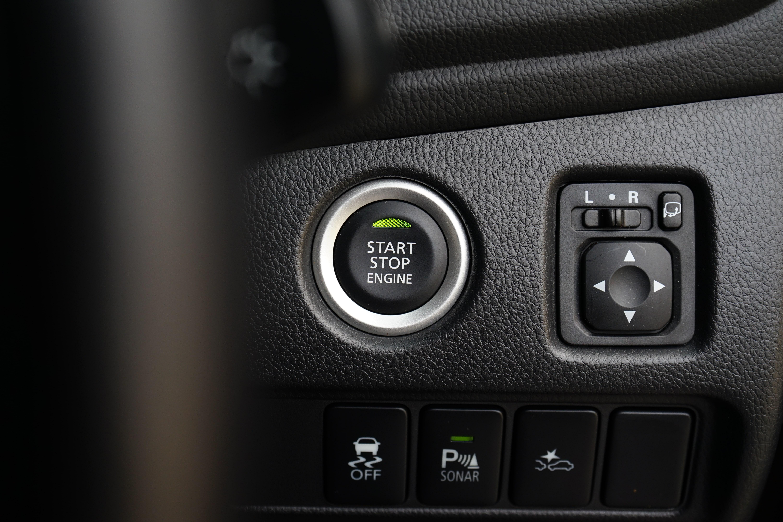 Ευάλωτα  στις κλοπές τα αυτοκίνητα με κουμπί εκκίνησης
